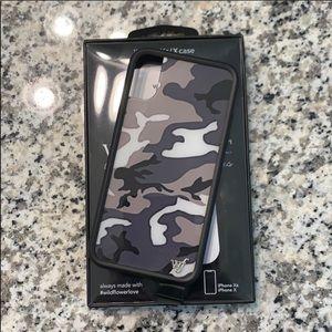 Wildflower Camo Case iPhone X/Xs